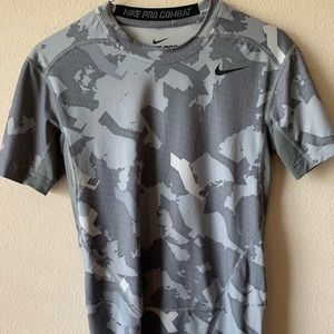 Nike combat athletic shirt